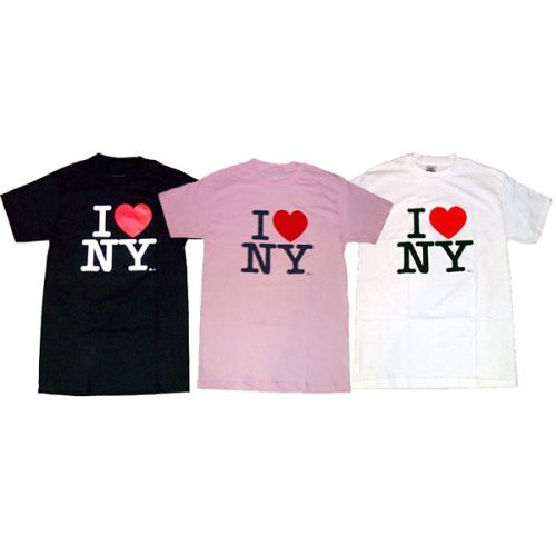 I Love NY T-Shirts - Popular in NYC for 2007
