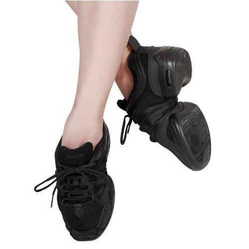 Bloch Adult Mesh Sneaker in bentform