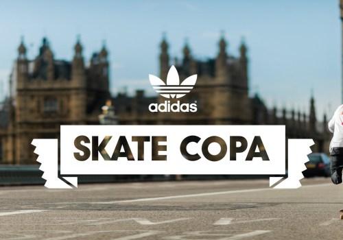 Adidas Skateboarding Apresenta O Vídeo da Coleção Skate Copa