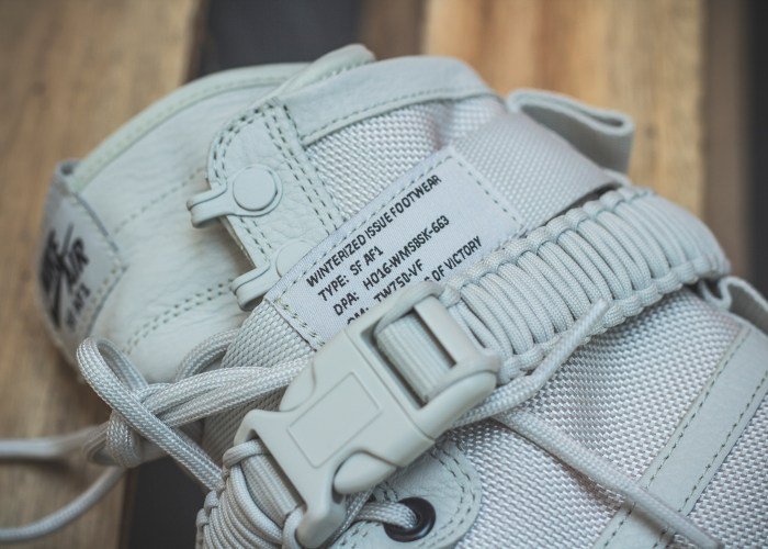 Nike Air Force 1 Special Field – Editorial Exclusivo