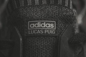 O Primeknit Chega Ao Modelo Assinado Por Lucas Puig Para A adidas