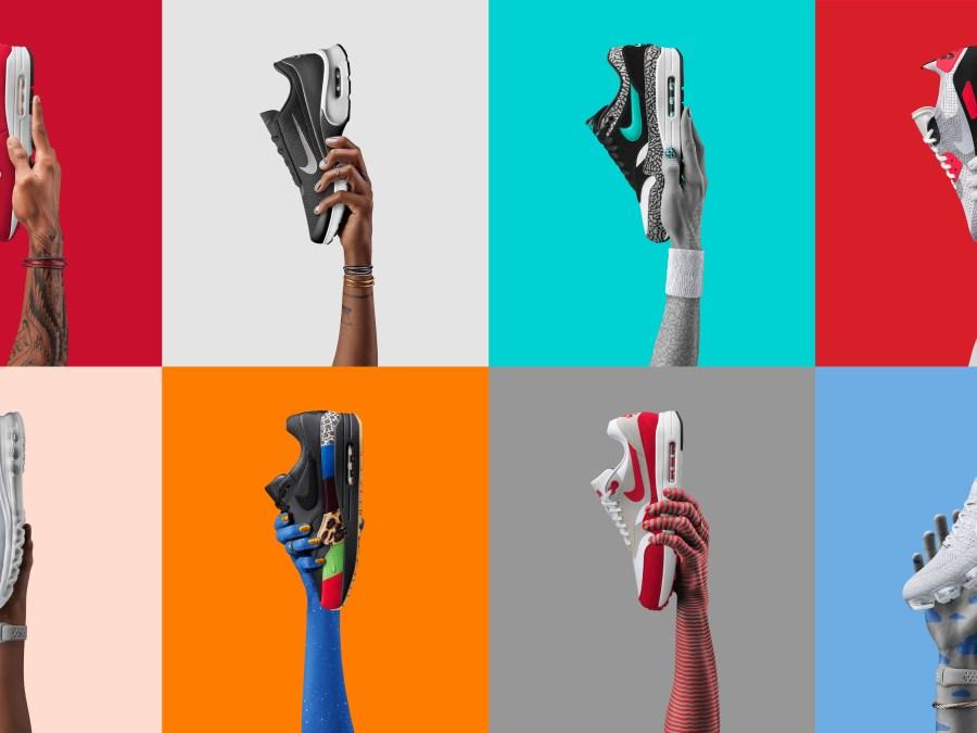 Nike Apresenta Sua Coleção Para O Air Max Day Desse Ano