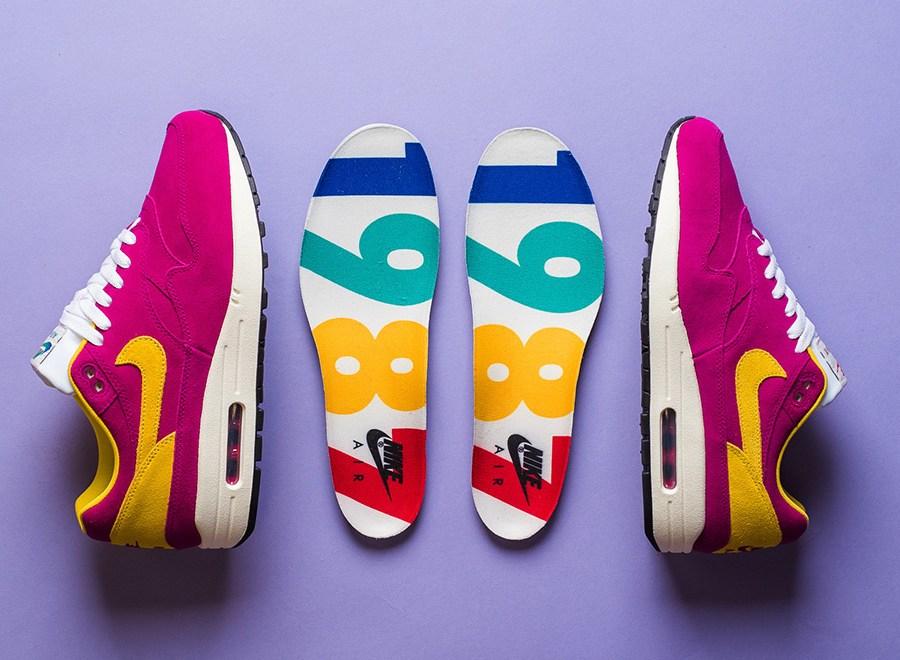 Aos Poucos, A Nike Começa As Celebrações de 30 Anos De Air Max