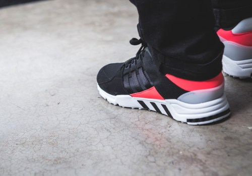 SneakersBR Unboxing E On-Feet: adidas EQT Support RF