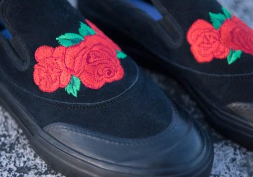 Na-Kel Smith Volta A Adornar Um Par De adidas Matchcourt Com Suas Rosas
