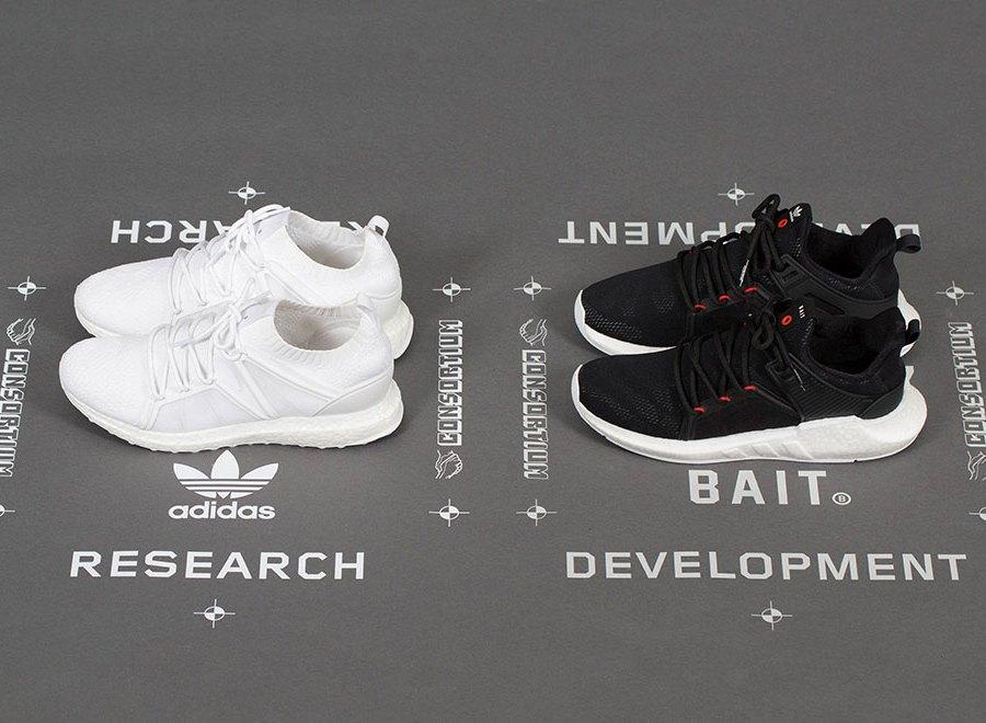 Desvendados Os Detalhes Por Trás Dos adidas Consortium Assinados Pela BAIT