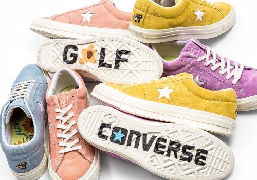 Assinada Por Tyler, The Creator, A Coleção Golf Le Fleur X Converse One Star Chega Ao Brasil Nesse Sábado