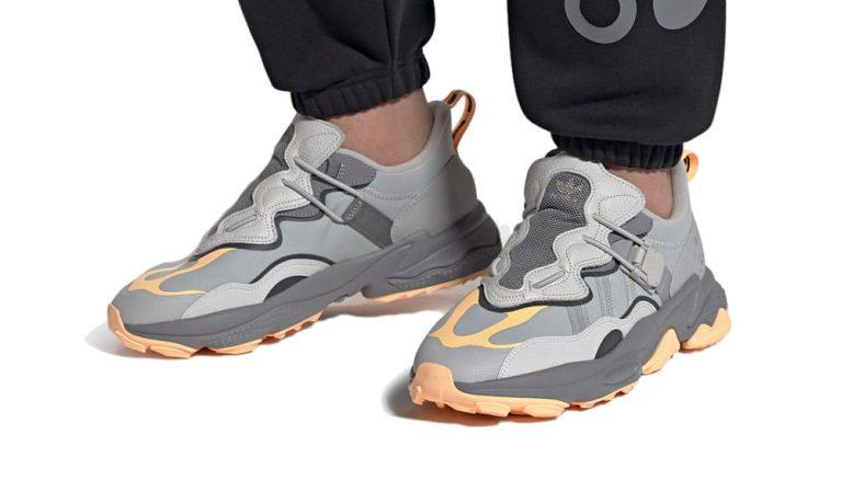 Achados Da O'store: adidas Ozweego Flipshield