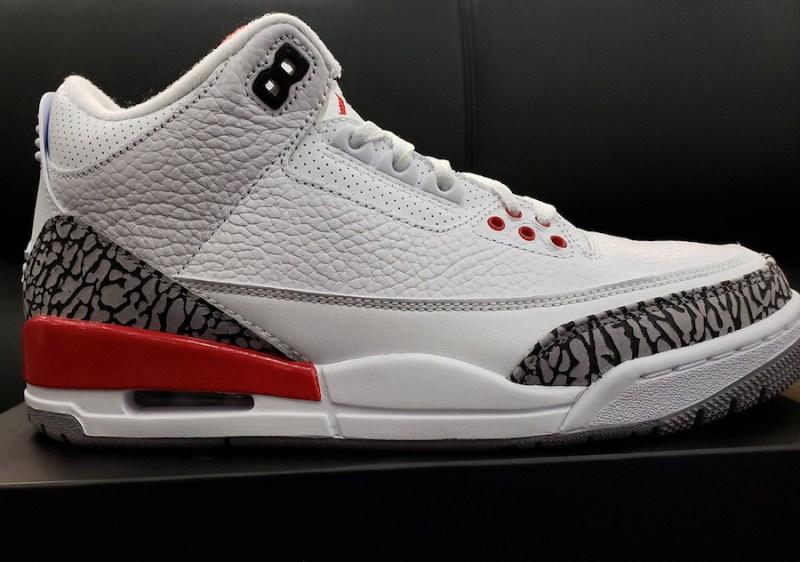 promo code 82855 52871 Release Date: Air Jordan 3 'Hall of Fame'