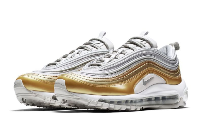 competitive price 241fe fd5e8 Release Date: Nike Air Max 97 'Vast Grey/Metallic Gold'