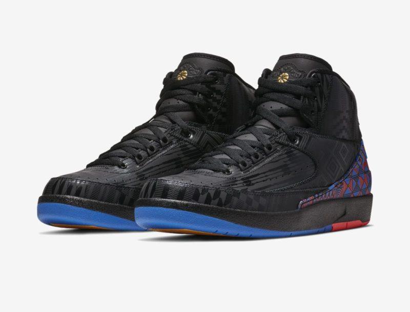 b7cc0cc4b91c Release Date  Air Jordan 2  Black History Month