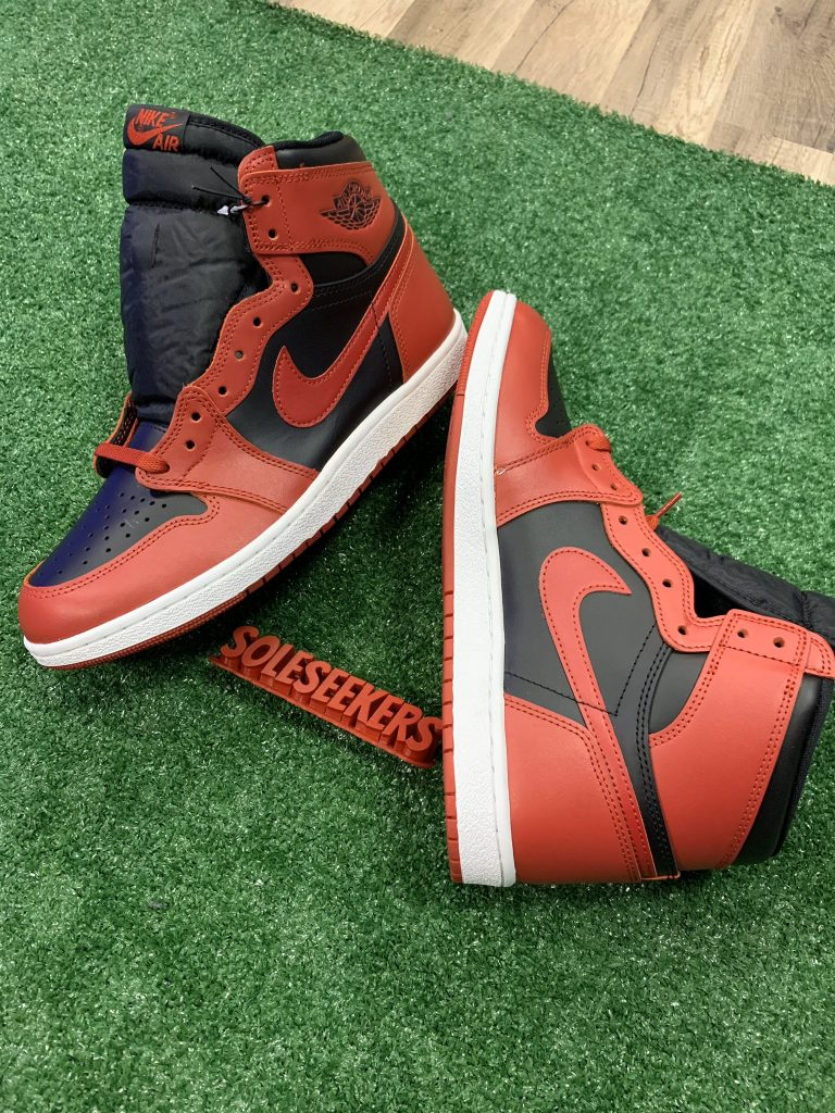 Air Jordan 1 High 85 Varsity Red/Black