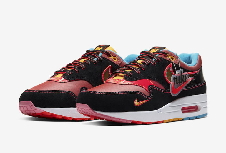 Nike Air Max 1 NYC Chinatown