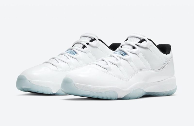 Air Jordan 11 Low Legend Blue
