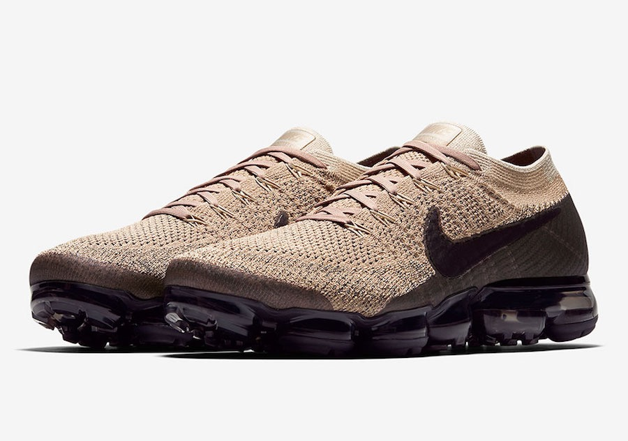 pretty nice b3e08 dd9ef Nike Air VaporMax to release in Khaki Anthracite colorway