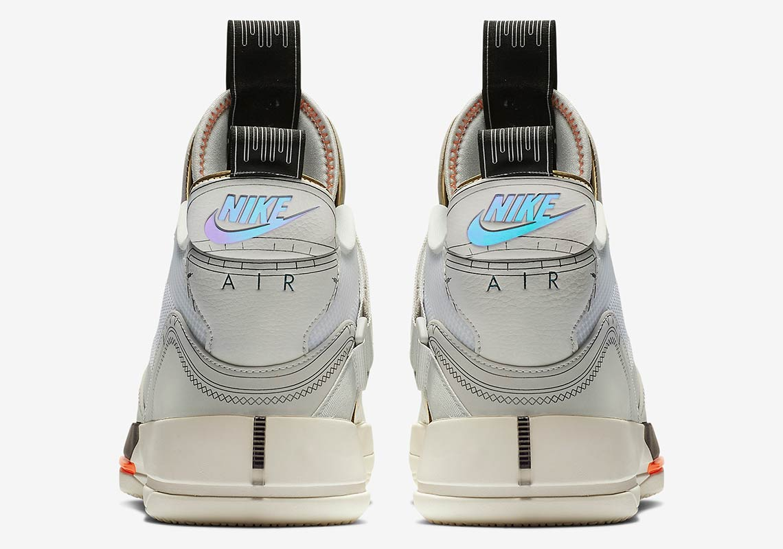 "e57d365f974 ""Vast Grey"" Air Jordan 33 to release in March"