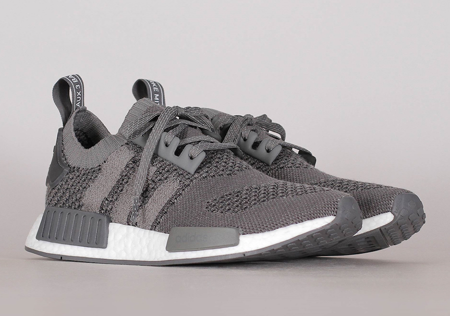 wholesale dealer 64fbe 33fc2 Ash Grey Adidas NMD R1 to release soon domestically ...