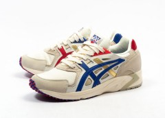 Muy Thai inspired this Asics Gel DS Trainer
