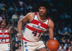 Wes Unseld passes away at 74