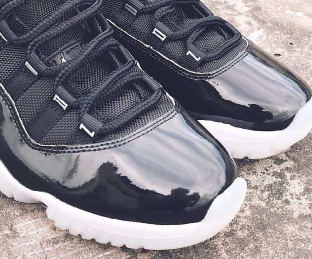 Check Out These Latest Images Of The Holiday Air Jordan 11 Sneaker Shop Talk