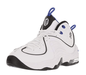 new product bfbaa 3e420 Nike Mens Air Penny II Basketball Shoe