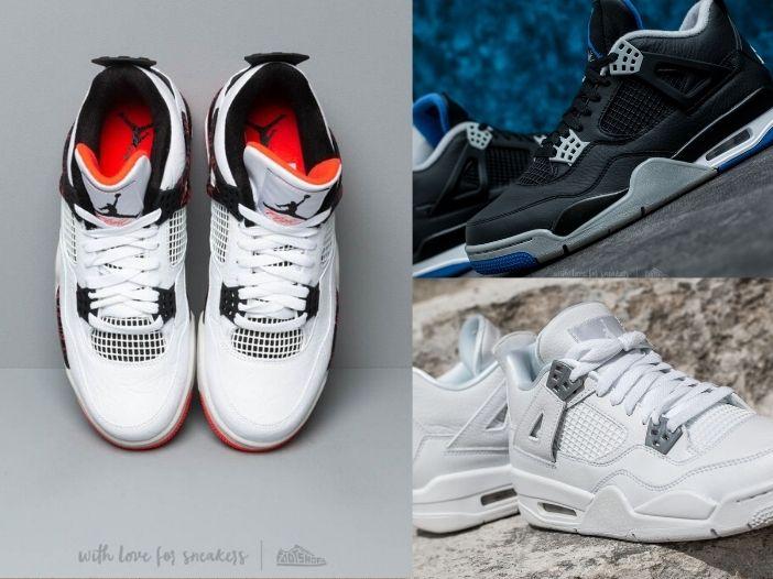 Jordan 4 Retro Air Nike in Romania