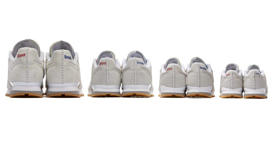 Kendrick Lamar x Reebok Classic Leather Family heels