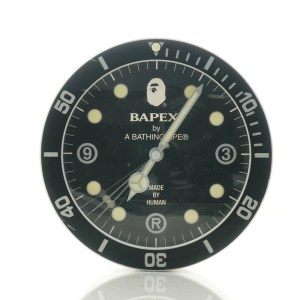 A-Bathing-Ape-Clock