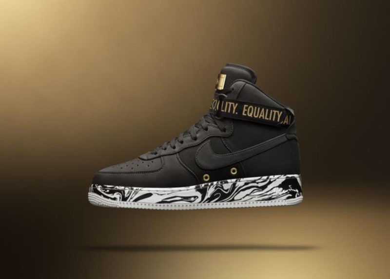 5f4132fae154 Nike s 2017 Black History Month Collection of Basketball Shoes and More AF  1 Hi ...