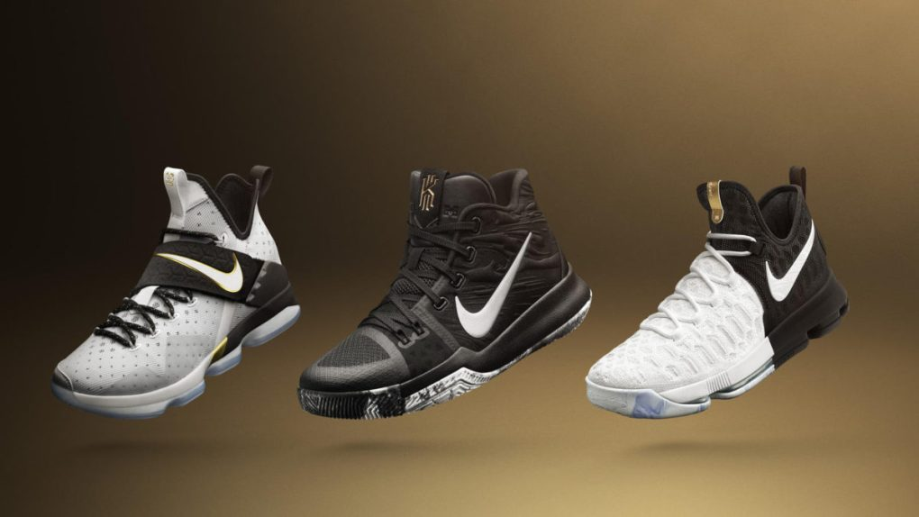 bda082260468 Nike s 2017 Black History Month Collection of Basketball Shoes and More  feature