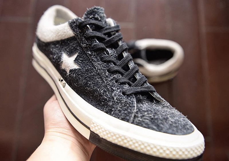 CLOT and Converse to Collaborate on a One Star SNEAKER