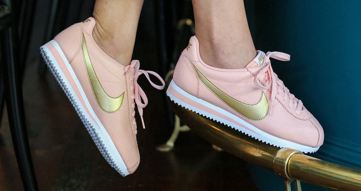 Classic Cortez Glimmers with Gold