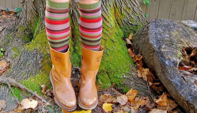 tall socks