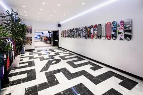 palace store
