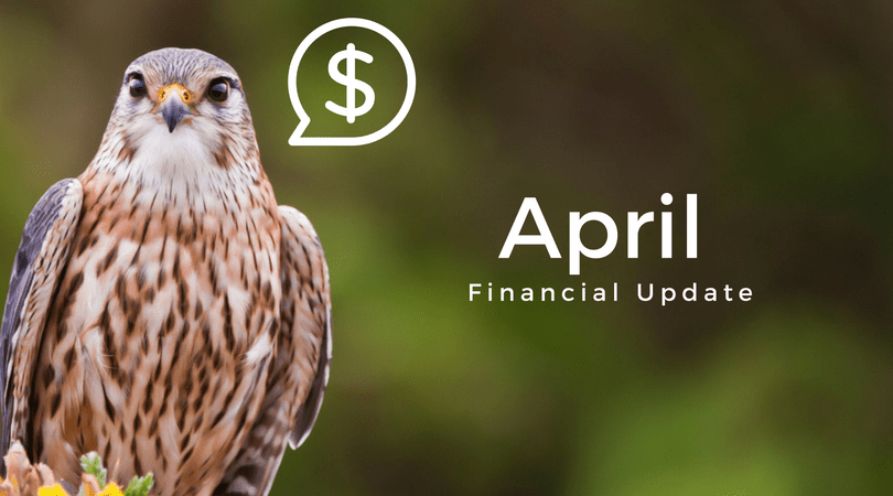 They Were Who We Thought They Were – April 2018 Financial Update