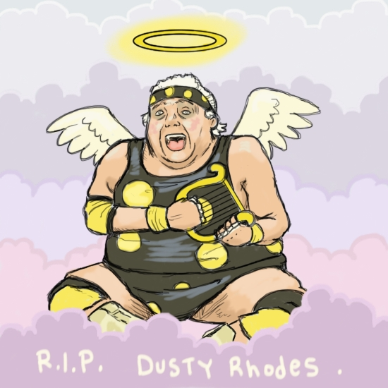 Dusty Rhodes RIP