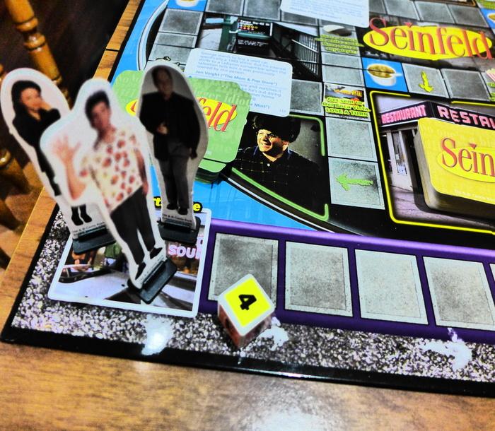 Seinfeld Trivia Game by Dollissa