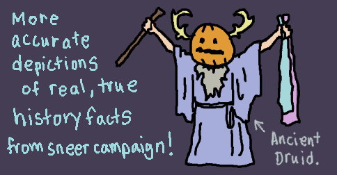Origins of Halloween by Amanda Wood