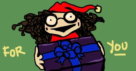 Gift Giving by Amanda Wood