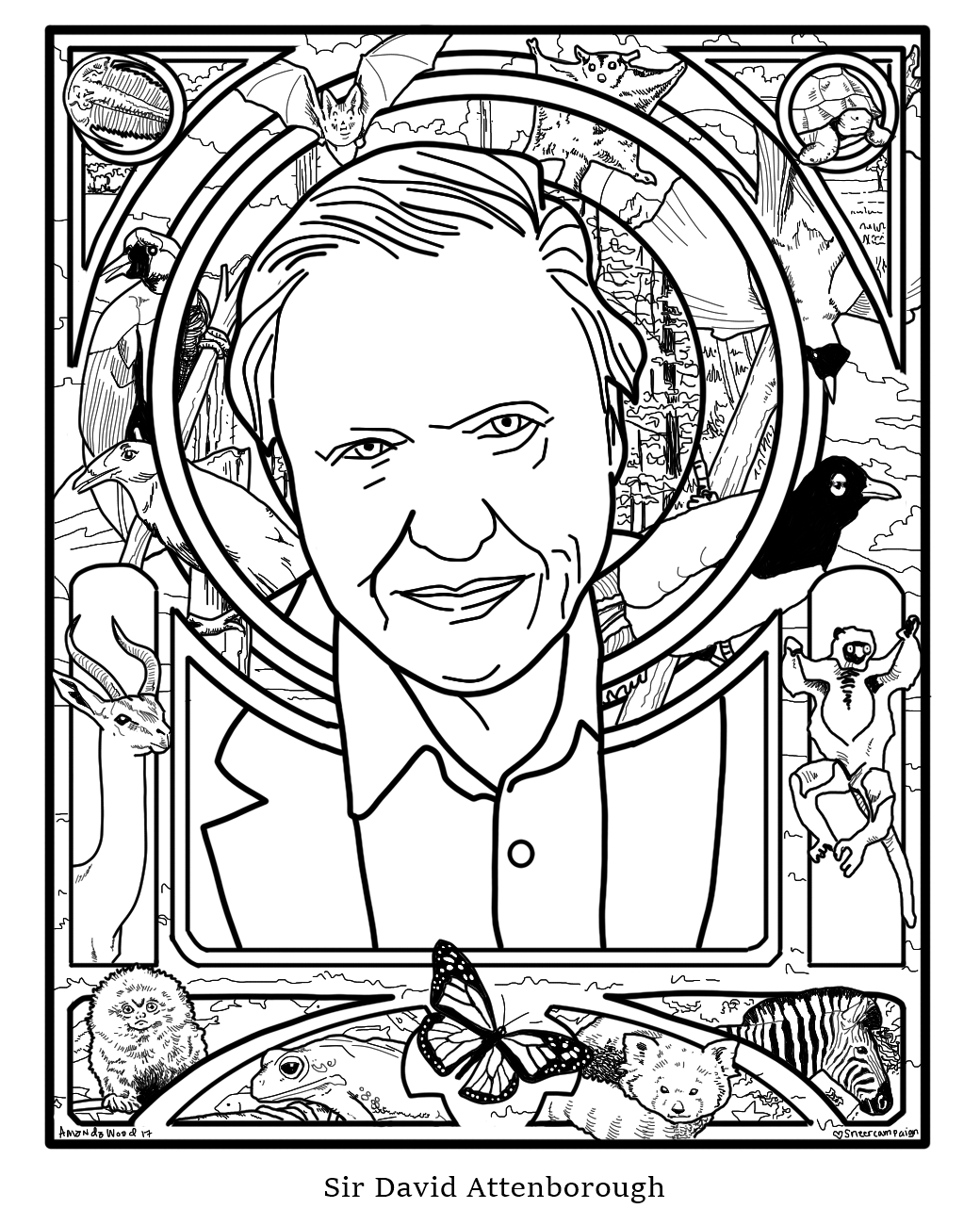 click to make big print to color it with your own crayons or pencils enlarge even bigger and make it into a poster and hang it on your wall
