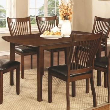 Coaster Sierra Rectangular Dining Table