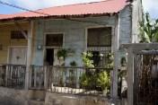 Typisk kubansk (bak)hage.