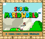 Super Mario World 01