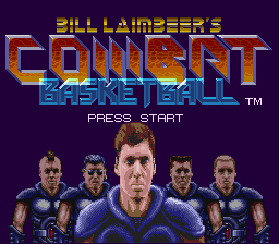 Bill Laimbeer's Combat Basketball 01