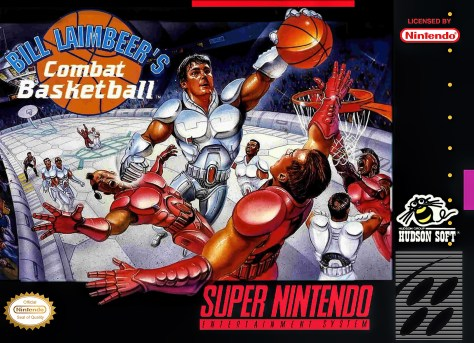 Bill_Laimbeer's_Combat_Basketball_US_box_art