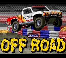 Super Off Road 01