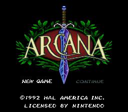 Arcana 01