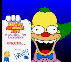 Krusty's Super Fun House 11