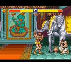 Street Fighter II - The World Warrior 10