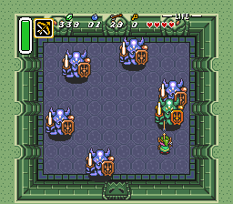 The Legend of Zelda - A Link to the Past 09